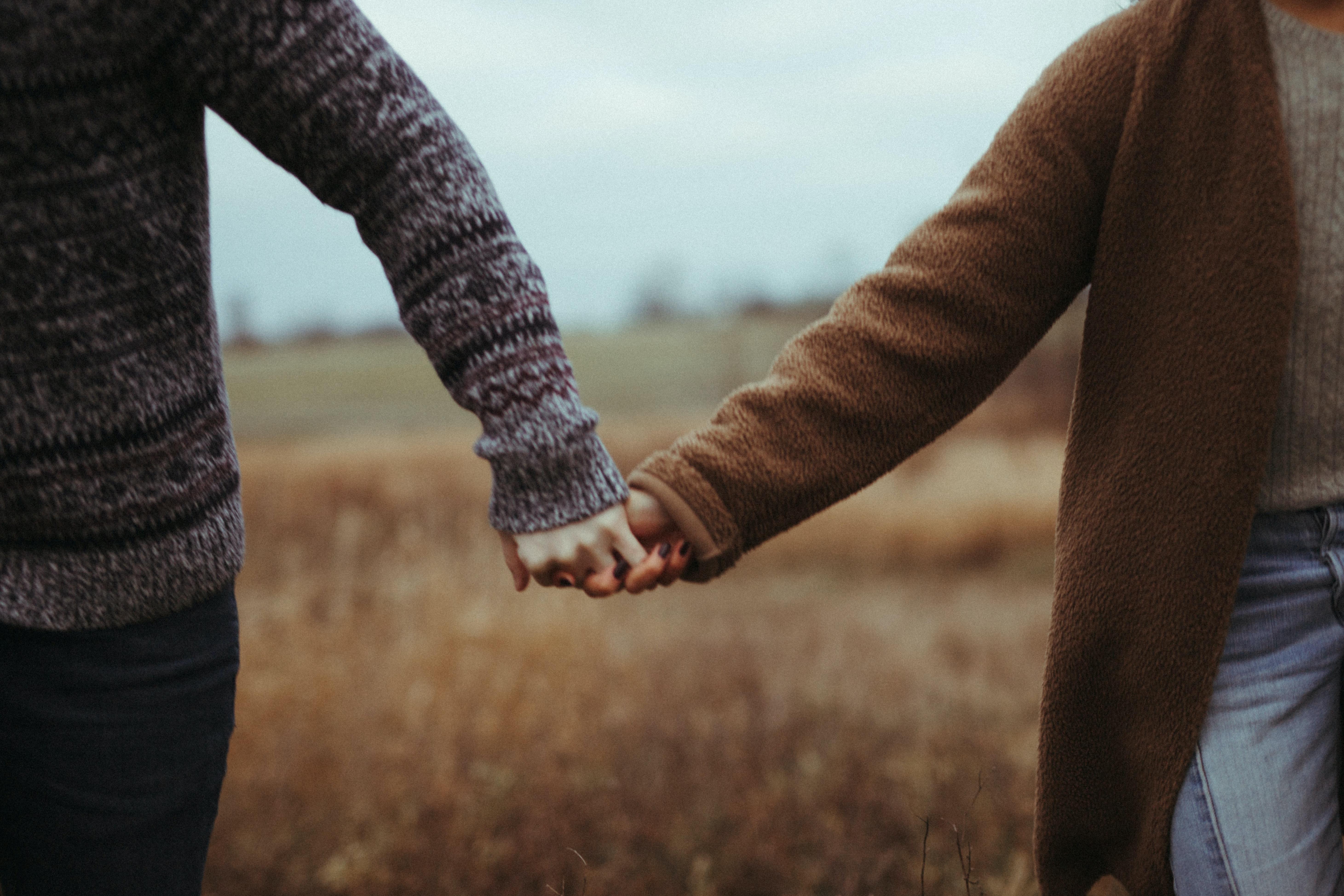Geef elkaar de hand